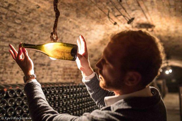 Champagne, Joensuun viiniseura Munskänkarna