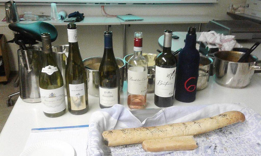 kastikkeiden vaikutus viinien valintaan