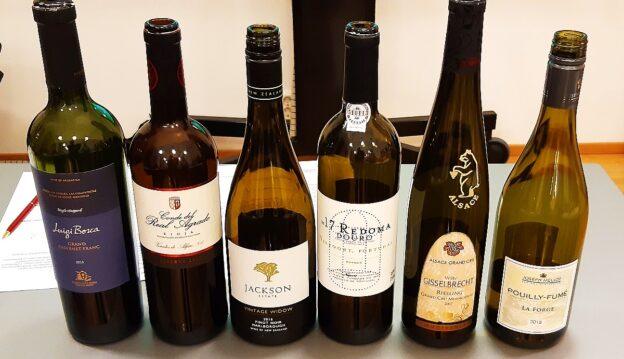 Maistelussa Viinilehden 2020 viinifinalistit